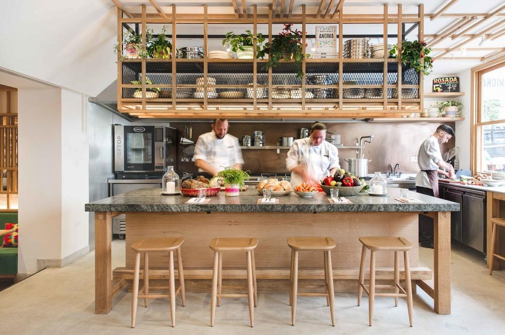 Andina Notting Hill Restaurant And Cafe Bakery Designing Ways
